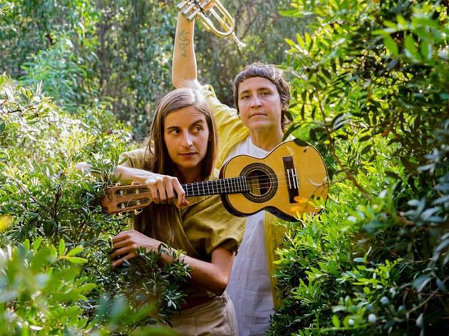 Música, Pop, MPB, Folk, Rainhas do Autoengano