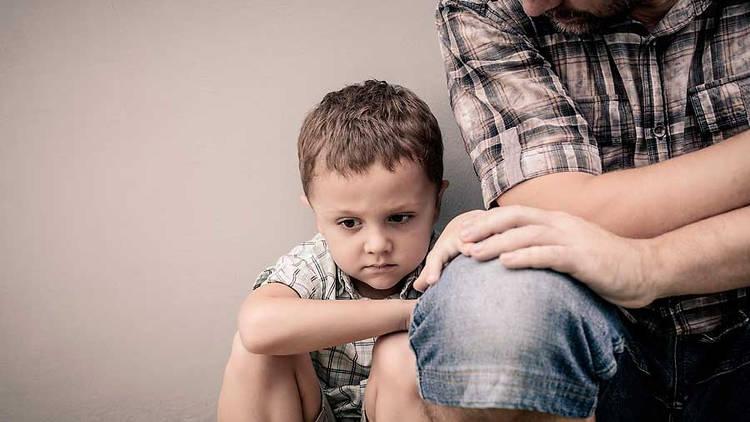 Los niños y el duelo