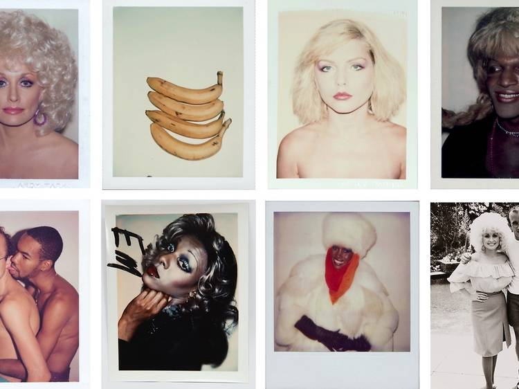 Andy Warhol: Photo Factory