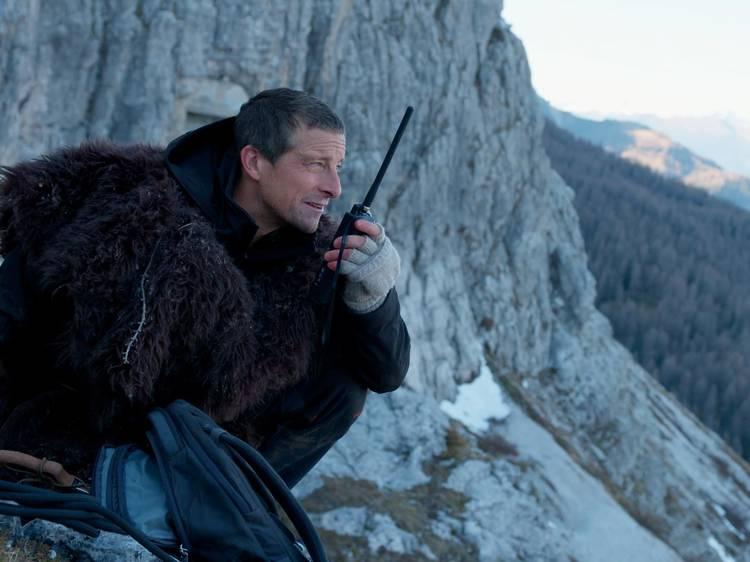 Misión en la nieve: Una película interactiva de You vs. Wild
