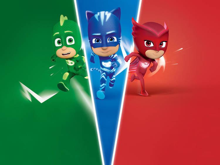 PJ Masks: Héroes en pijamas: Temporada 3