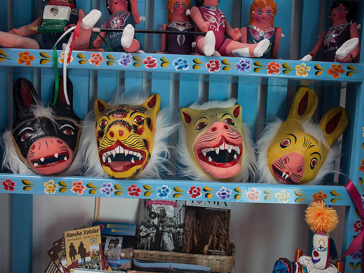 Museo del Juguete Popular Mexicano La Esquina