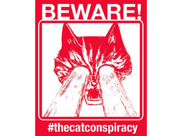 The Cat Conspiracy por Carlos Muñoz