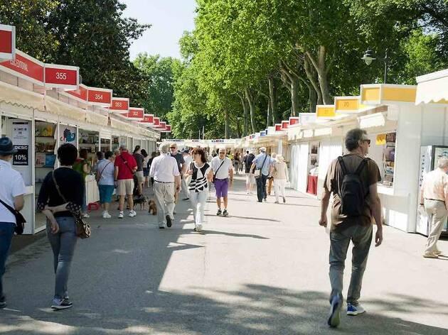 Feria del Libro (Shutterstock)