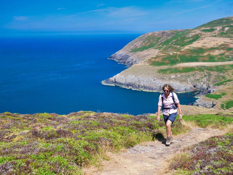 Wales Coast Path, UK