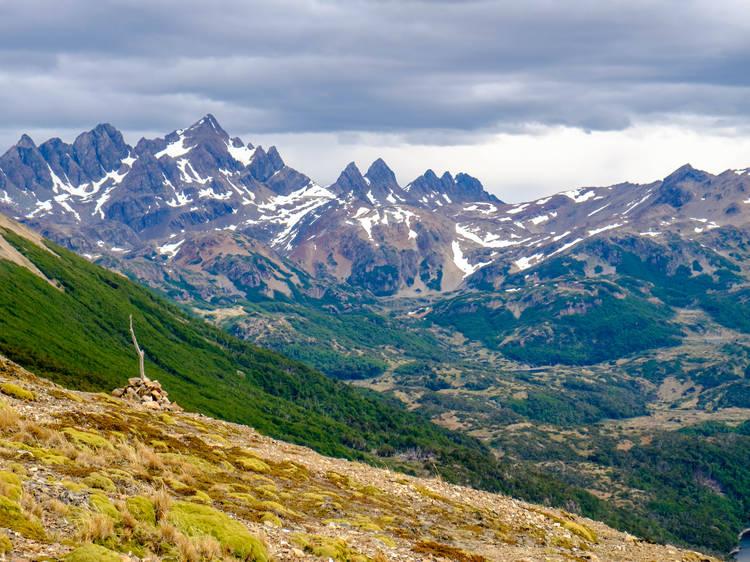 Dientes Circuit Trek, Chile