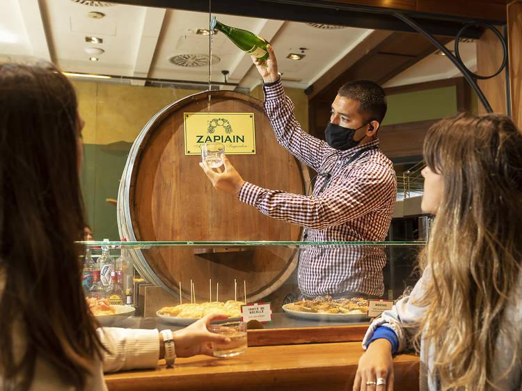 Un brindis para el País Vasco