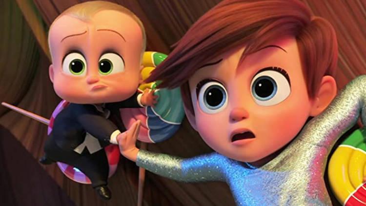Filme, Cinema, Animação, Comédia, Boss Baby: Negócios de Família (2021)