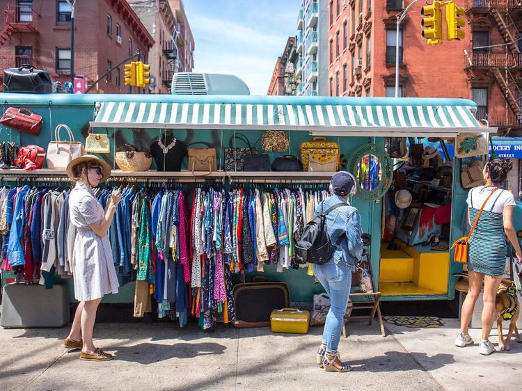 The Hester Street Fair