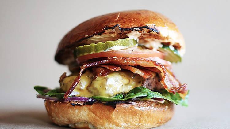 Bred Gourmet Burger