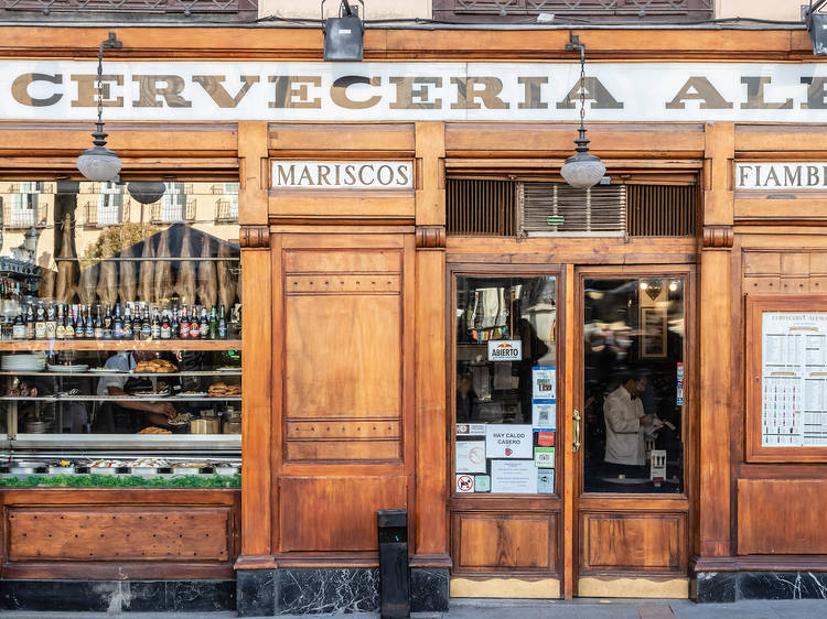 The best bars in Madrid