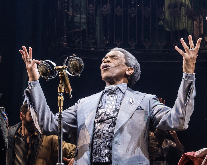 Back to Broadway: A Q&A with Hadestown star André De Shields