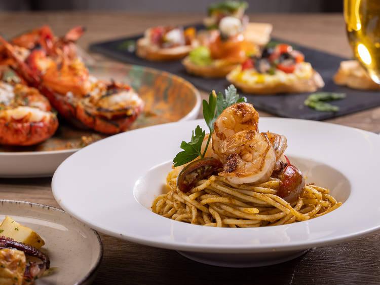 Citta:意大利熱那亞菜式