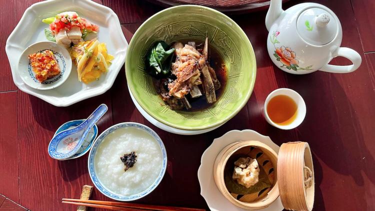 中華可菜飯店