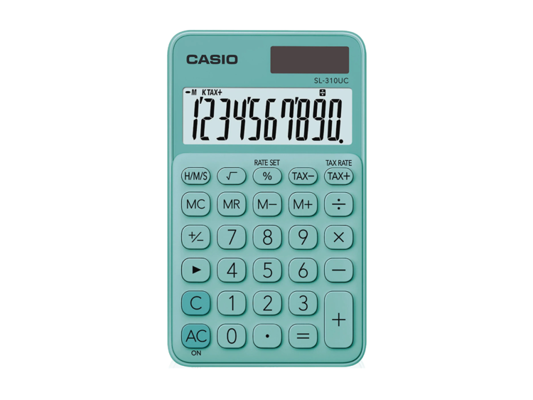 Máquina Calculadora, Casio
