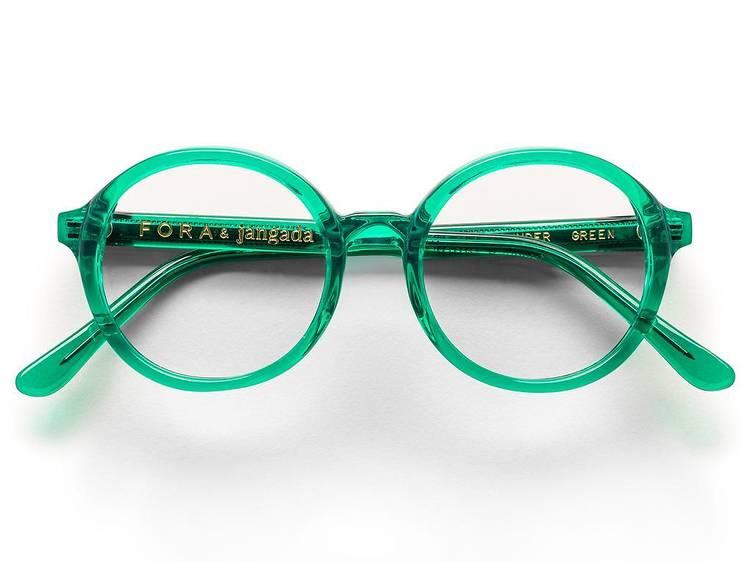 Óculos, Fora x Jangada