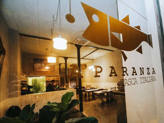 A'Paranza