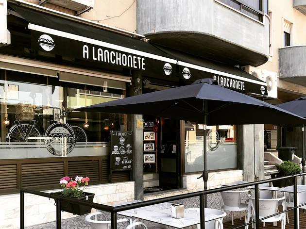 A Lanchonete