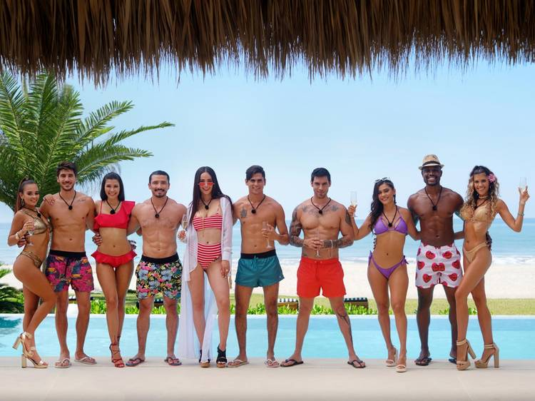 Jugando con fuego: Latino. Temporada 1