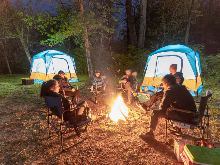A new app aims to make camping easier and more accessible