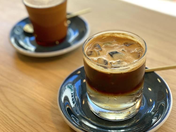NN Coffee:日系風格