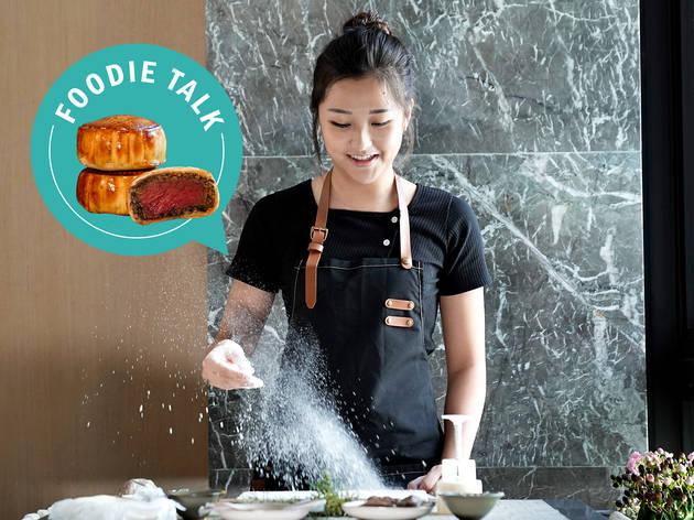 中秋特集:22歲中大女生首創威靈頓月餅