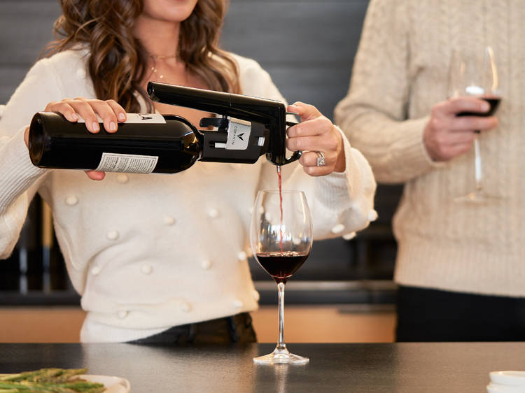 What is a Coravin?
