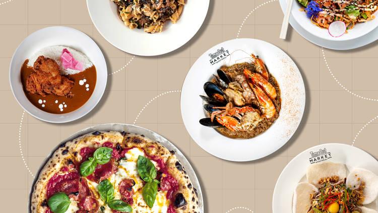 La Tournée Gourmande / Gourmet Week, Time Out Market Montréal