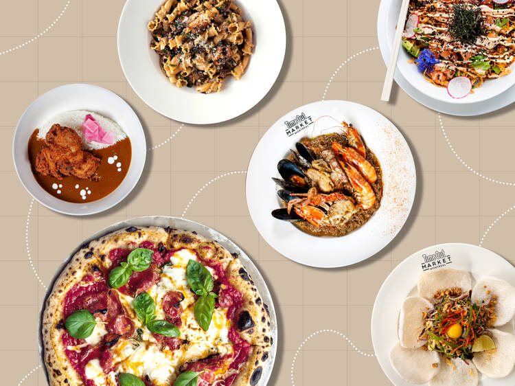 Time Out Market Montréal is hosting a Gourmet Week, and every dish will be $5