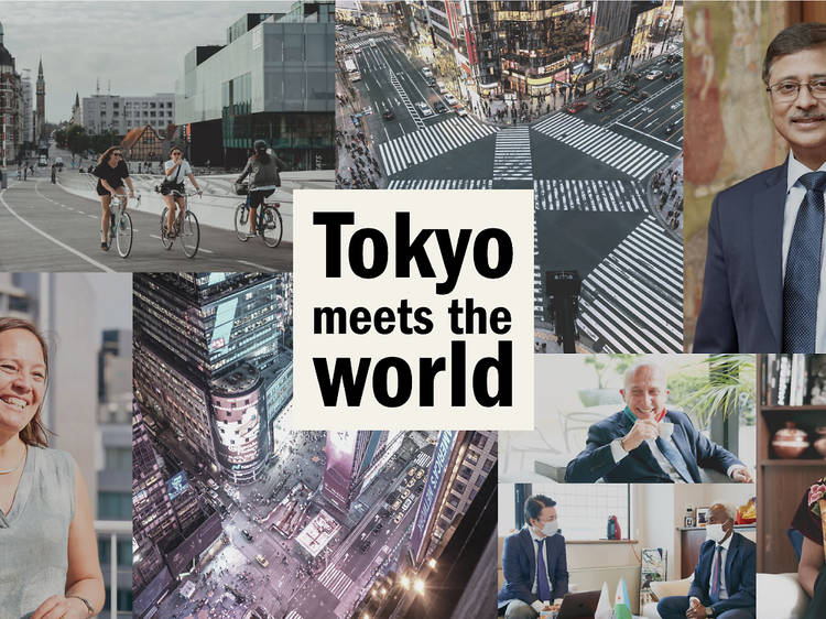 Tokyo meets the World