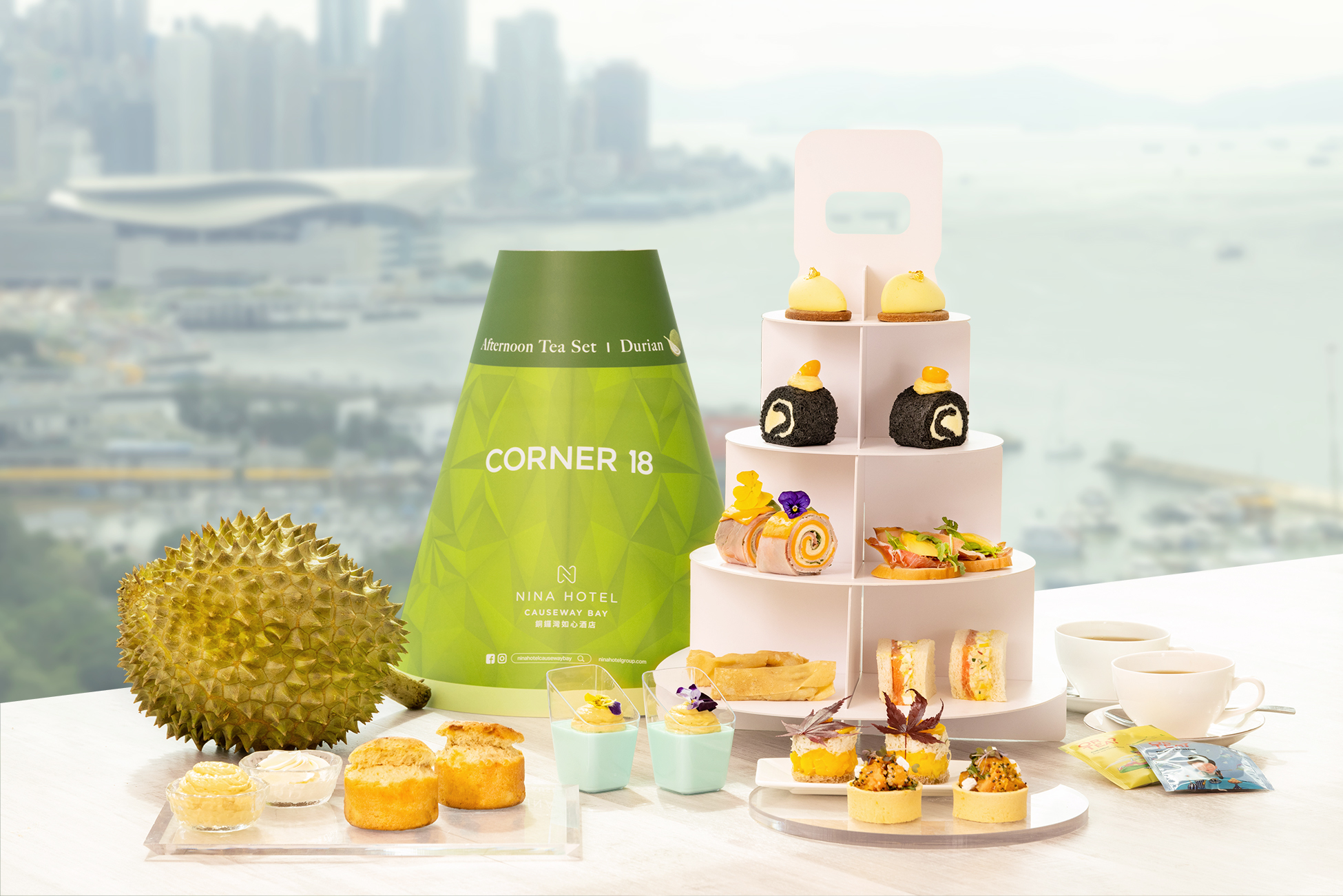 The best afternoon teas in Hong Kong right now