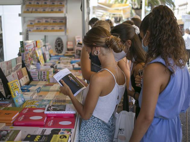 La Setmana del Llibre en Català