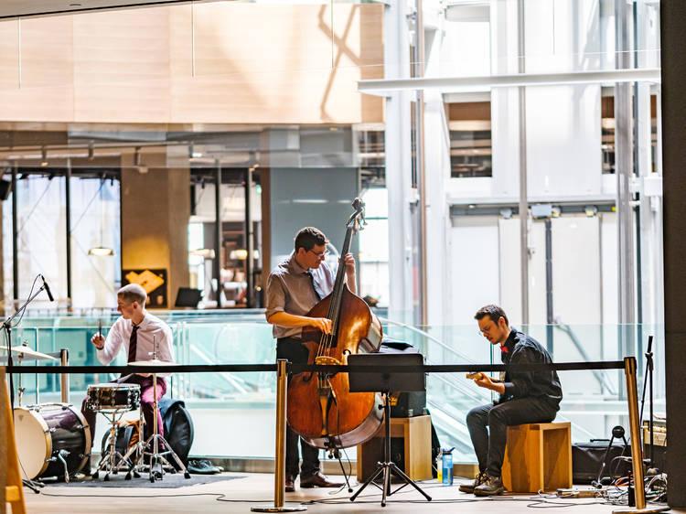 De nombreux spectacles gratuits à l'occasion du Festival International de Jazz de Montréal