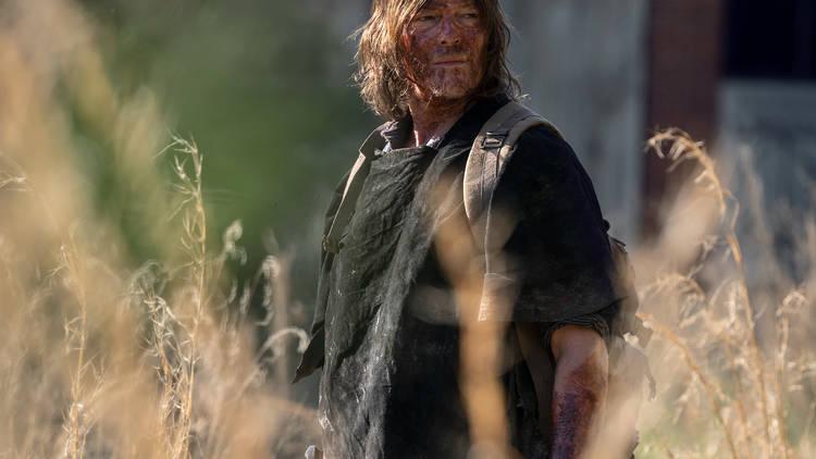 Norman Reedus presenta la última temporada de The Walking Dead
