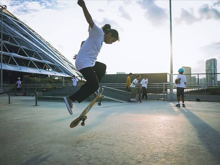 """""""Skateboarding is unity"""": meet the skaters changing mindsets about the sport in Singapore"""