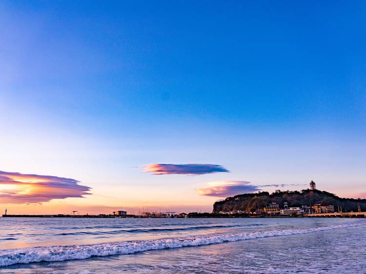 Katase Higashihama Beach