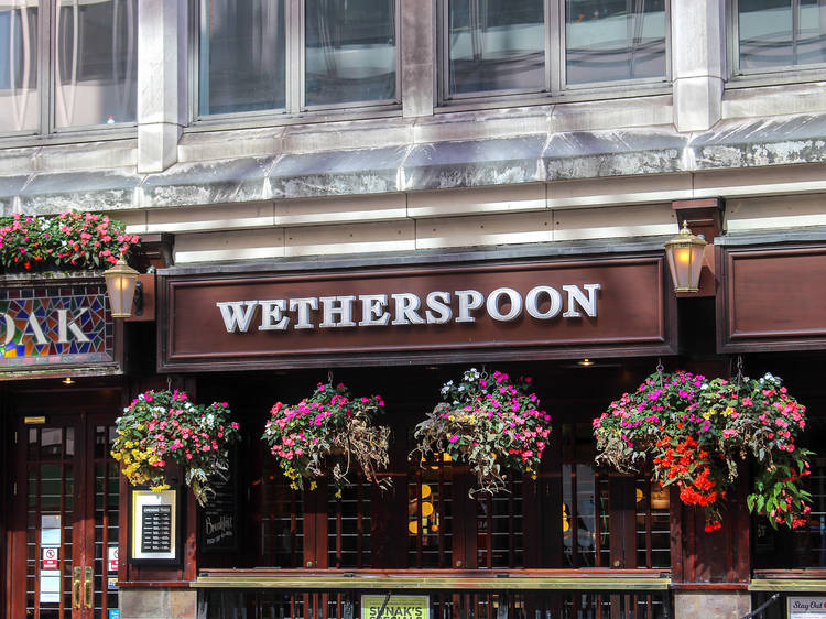 Wetherspoons is reducing the price of a pint to 99p