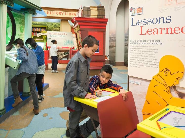 Dimenna's Children's History Museum