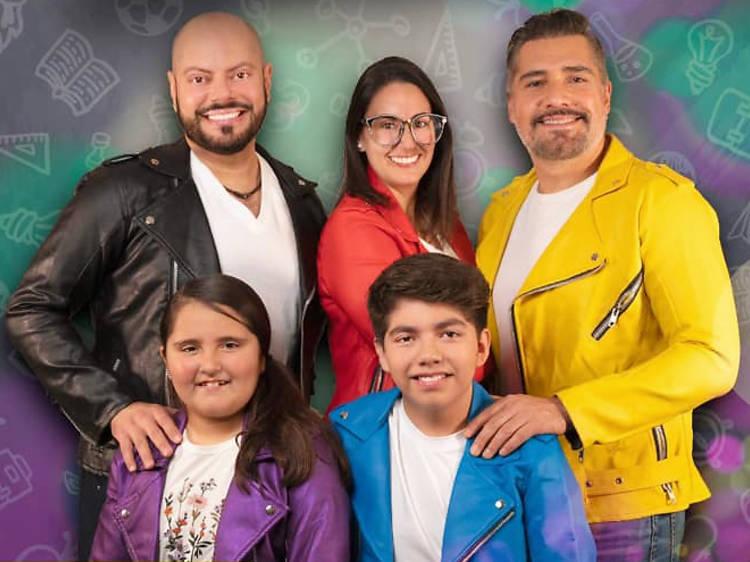 Miranda y sus dos papás, el musical