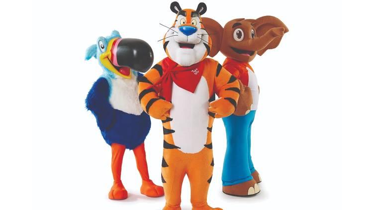 Tigre Toño y sus amigos