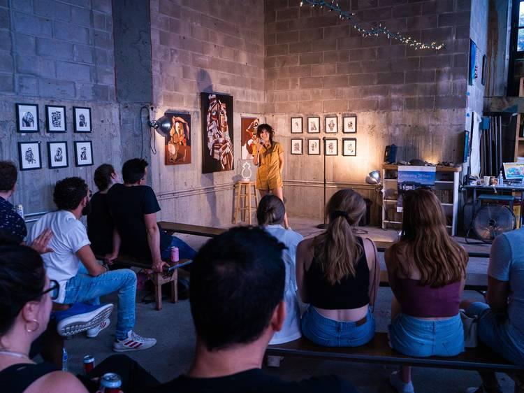 Cuba Libre Comedy Show