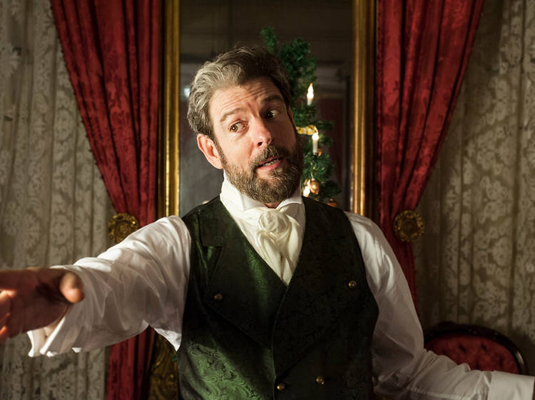 A Christmas Carol at the Merchant's House: Charles Dickens in New York, 1867