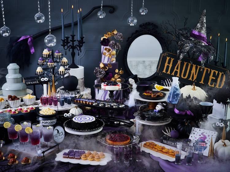 The Strings Omotesando Halloween Sweets Buffet