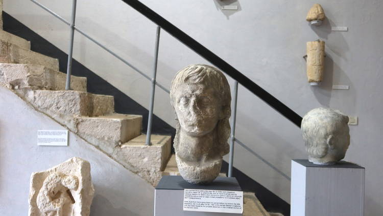 The Archaeological collection of Osor