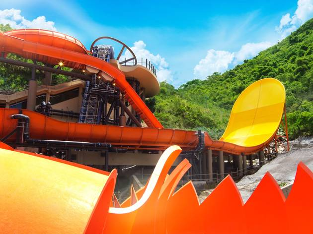 Water World Ocean Park officially opens to the public on September 21