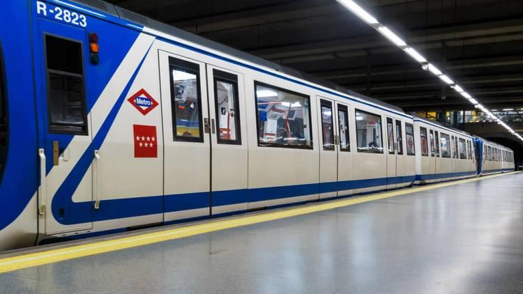 Tren de metro