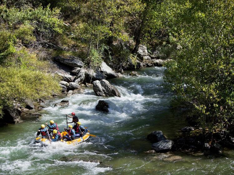 Aventura en aigües braves