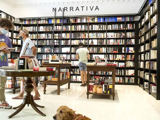 Alfredo Arias Horas. La Mistral libreria