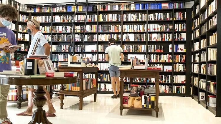 La Mistral_libreria