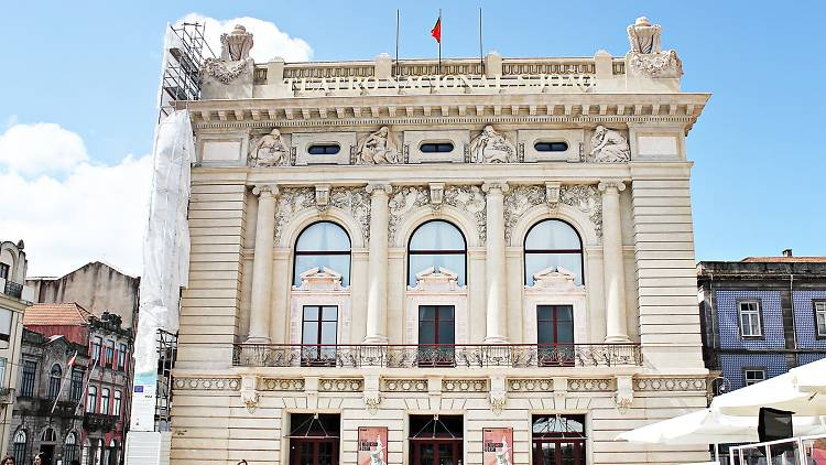Teatro Nacional São João (TNSJ)
